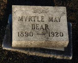 Myrtle May Dear