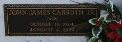 """John James """"Jack"""" Carruth Jr."""