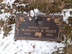 Margaret B Scott