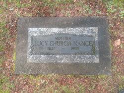 Lucy Church Nance