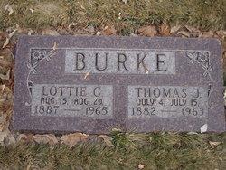 Thomas James Burke