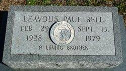 Leavous Paul Bell