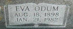 Eva <I>Odum</I> Jones