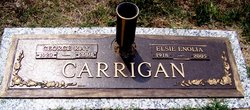 Mrs Elsie Enolia <I>Mickle</I> Carrigan