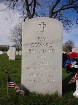 Fay Edward Birchard