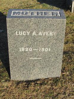 Lucy Ann <I>Avery</I> Avery