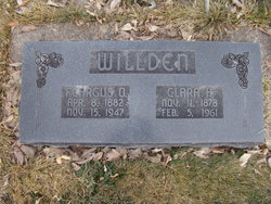 Clara Helen <I>Smith</I> Willden