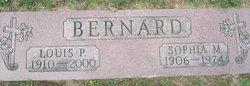 """Sophia M. """"Sophie"""" <I>Schoeppner</I> Bernard"""