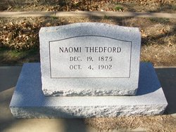 Naomi Thedford
