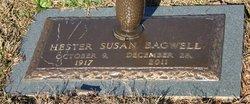 Hester Susan Bagwell