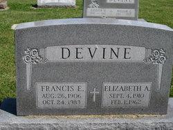 Elizabeth Ann <I>Becker</I> Devine