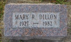 Mary Regina <I>Rohrer</I> Dillon