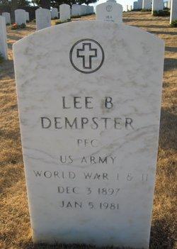 Lee Bradford Dempster