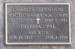 Charles G Denison