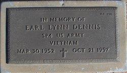Earl Lynn Dennis