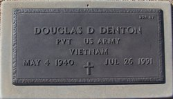 Douglas D Denton