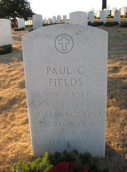 Paul C Fields