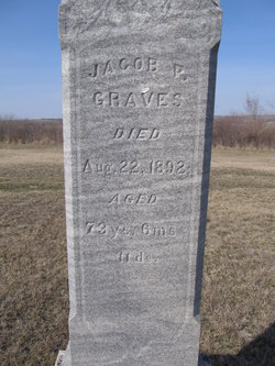 Jacob Perry Graves