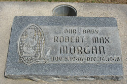 Robert Max Morgan