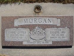 Marie Elizabeth <I>Winter</I> Morgan