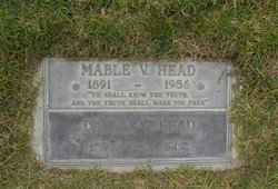 Mable Vietta <I>Robinson</I> Head