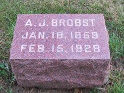 Albert J Brobst
