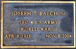 Joseph Themon Balch