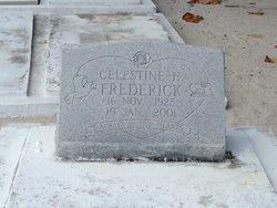Celestine H. Frederick