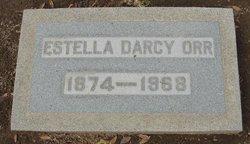 "Margaret Estella ""Stella"" <I>Darcy</I> Orr"