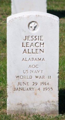 Jessie Leach Allen