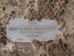 John David Swygert, Sr