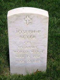 Joseph P Beyer