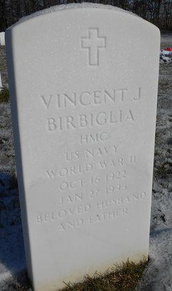 Vincent J Birbiglia