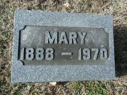 Mary Belle <I>Sieg</I> Biggs