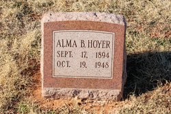 Alma Bell <I>Windham</I> Hoyer