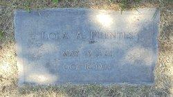 Lola A. Fuentes