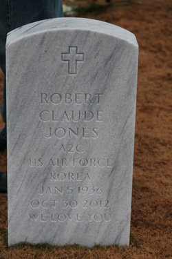 "Robert Claude ""Bob"" Jones"