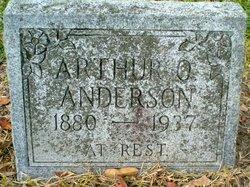 Arthur Osborne Anderson
