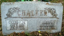 Cicero F. Chalker, Jr.