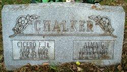 Alma G. Chalker