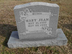 Mary Jean Curry