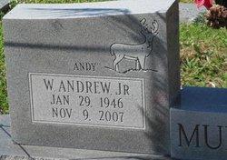 William Andrew Mueller, Jr