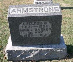Sheldon W Armstrong
