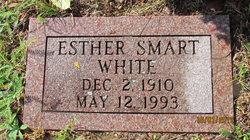 Esther <I>Smart</I> White