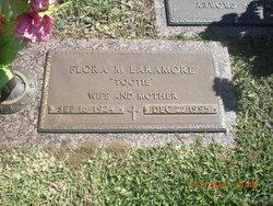 "Flora Mae ""Tootie"" <I>Spell</I> Laramore"