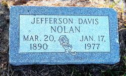 Jefferson Davis Nolan