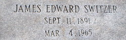James Edward Switzer