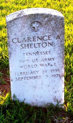 Clarence A Shelton