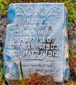 Fred C Sheffield