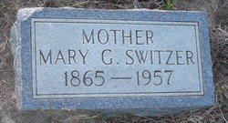 Mary Gordan <I>Nolan</I> Switzer